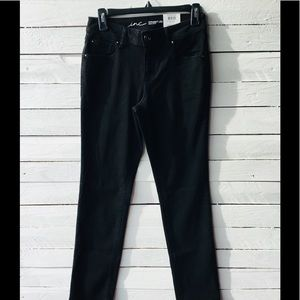 INC straight leg regular fit Mid Rise jeans